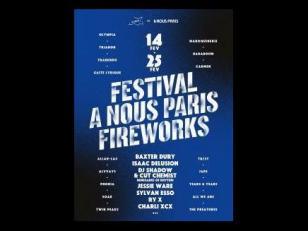 A Nous Paris Fireworks