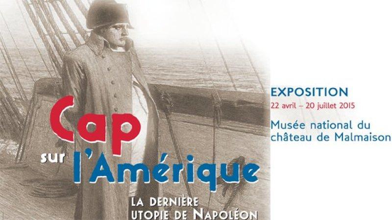 Cap sur l'Amérique, l'exposition au Château de Malmaison 2