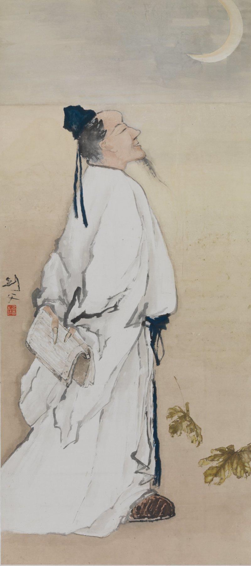 Gao Jianfu, Poète du Sud
