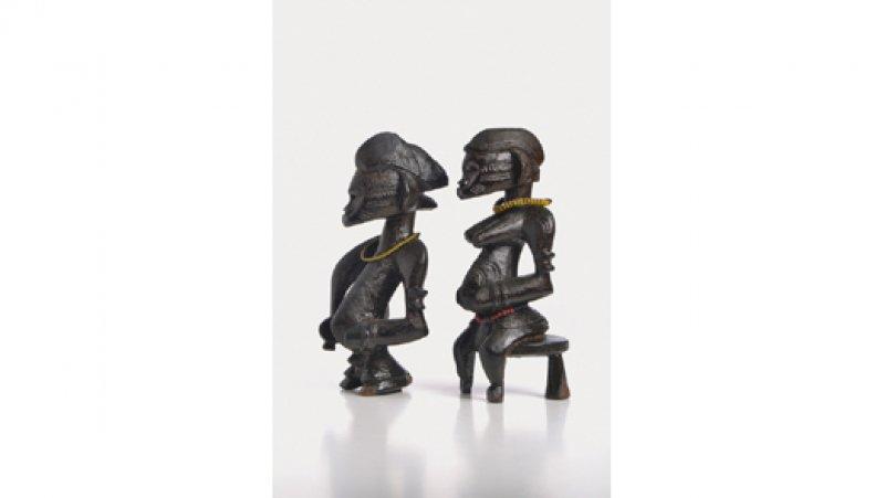 Les maîtres de la sculpture de Côte d'ivoire 3