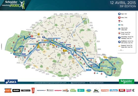 marathon de paris 2015 2