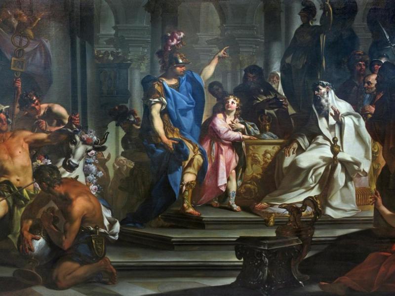chambery rois et mecènes