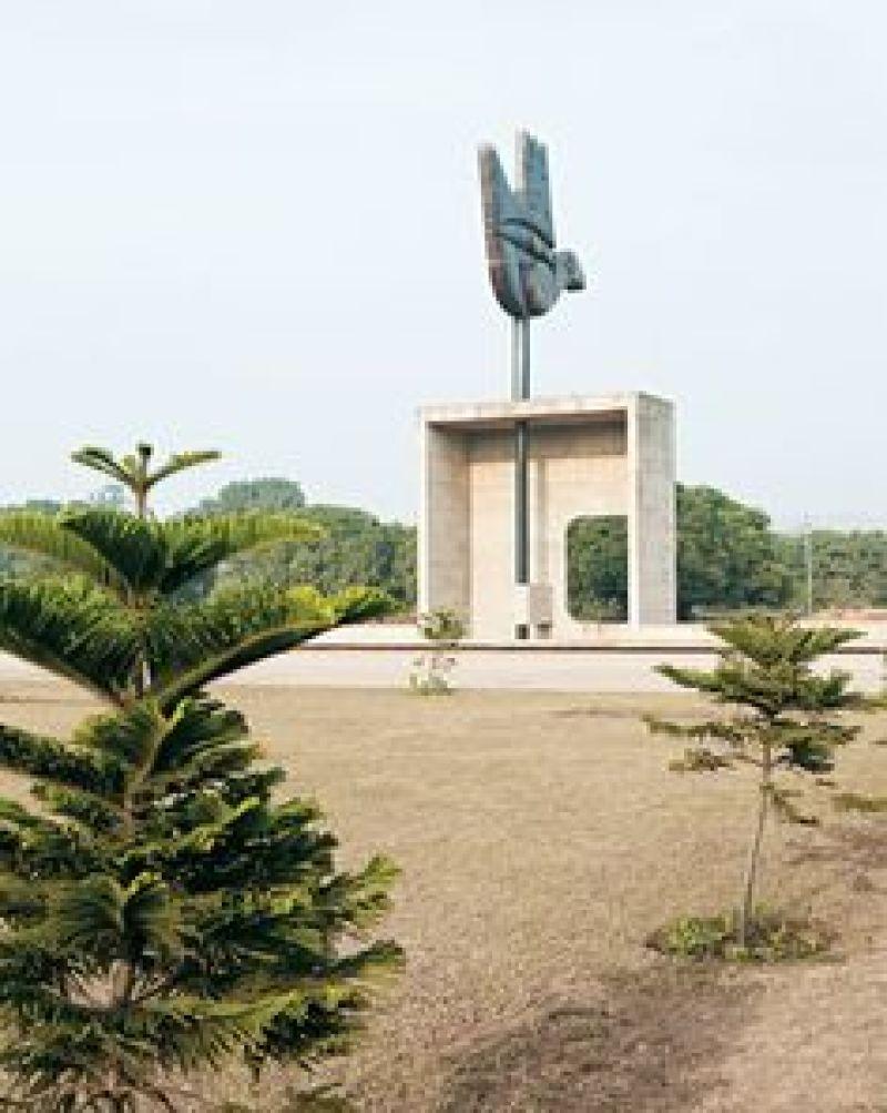Chandigarh 50 ans après Le Corbusier