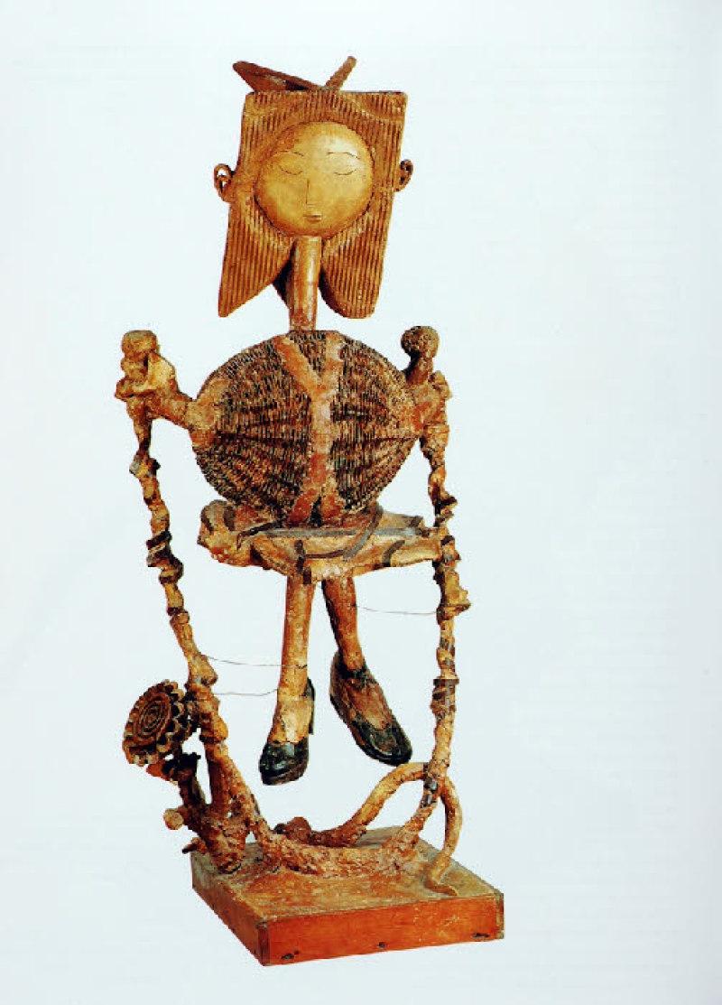 picasso Sculpture 3